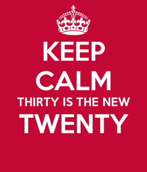 keep-calm-thirty-is-the-new-twenty